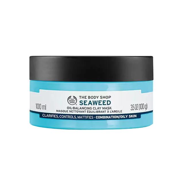 The Body Shop Seaweed Oil Balancing Clay Mask-0