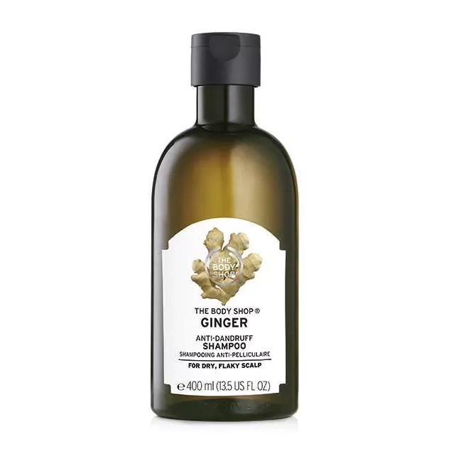 The Body Shop Ginger Anti Dandruff Shampoo-0