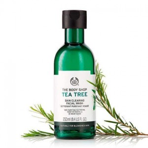 The Body Shop Tea Tree Skin Clearing Facial Wash-0