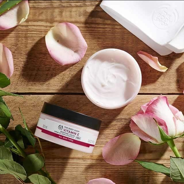 The Body Shop Vitamin E Moisture Cream-3822