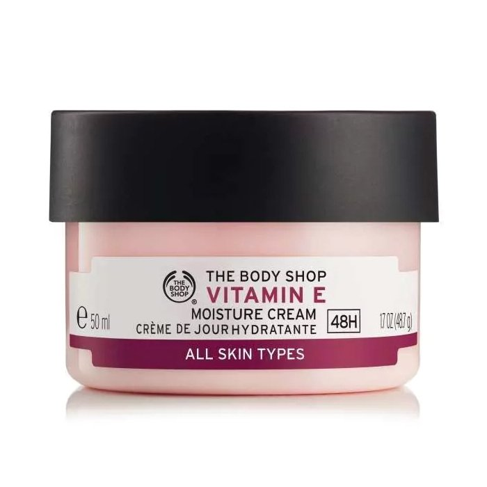 The Body Shop Vitamin E Moisture Cream-0