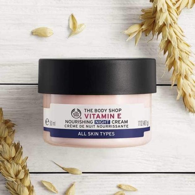 The Body Shop Vitamin E Night Cream-3687