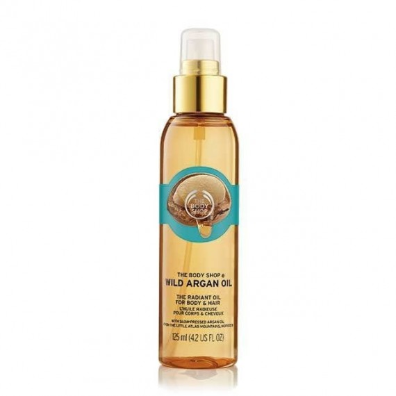 The Body Shop Wild Argan Oil-0