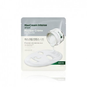 The Face Shop Intense Soothing Mascream Sheet Mask-0