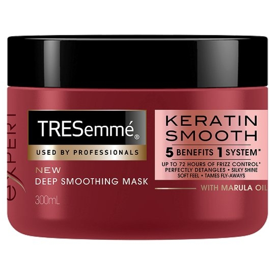 Tresemme Keratin Smooth Deep Smoothing Mask-0