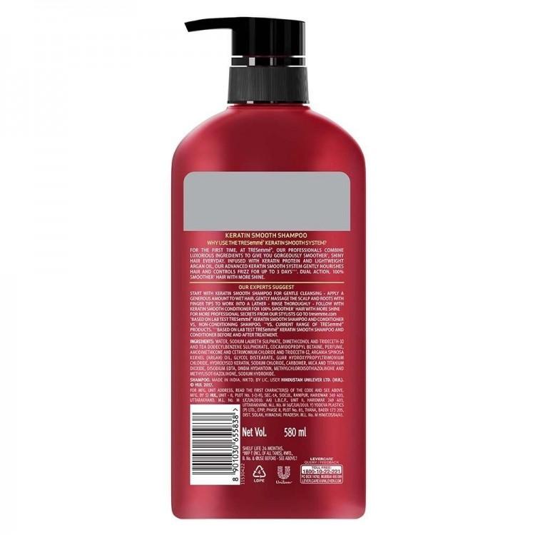 TRESemmé Shampoo Keratin Smooth -8176