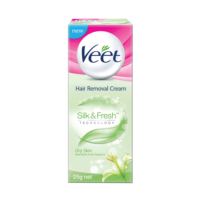Veet Hair Removal Cream Dry Skin-0