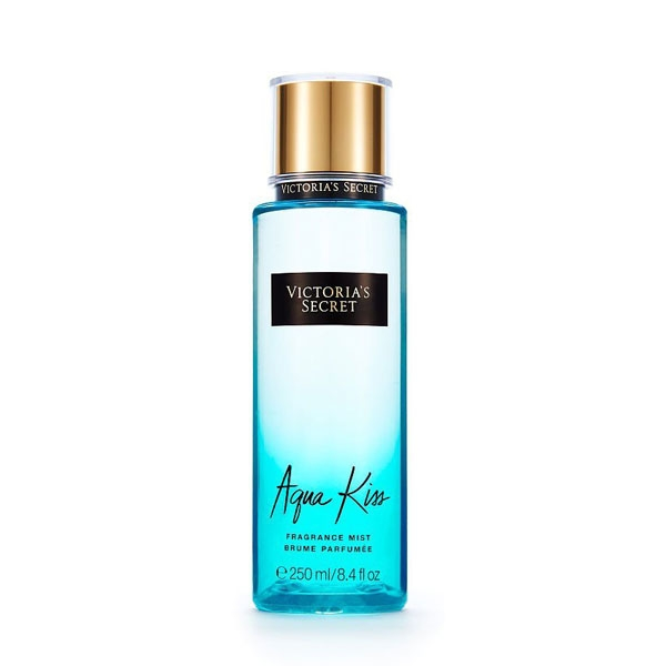 Victoria's Secret Love Aqua Kiss Fragrance Mist-0