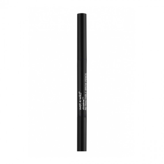 wet n wild Ultimate Brow Retractable - Dark Brown-0