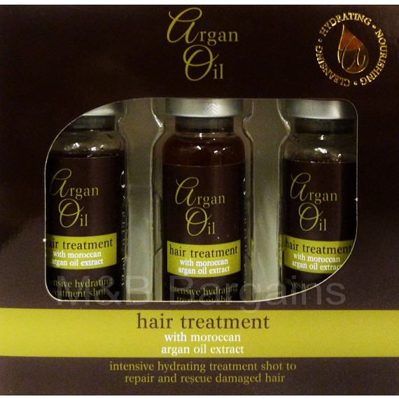 Xpel Argan Oil Hair Treatment With Moroccan Argan Oil Extract-0
