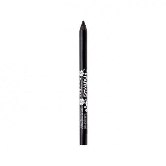 Farmasi Drama Black Waterproof Eye Pencil -0