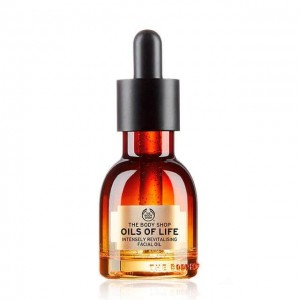 The Body Shop Oils Of Life Intensely Revitalising Facial Oil-0