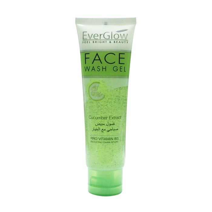 Everglow Cucumber Face Wash-0