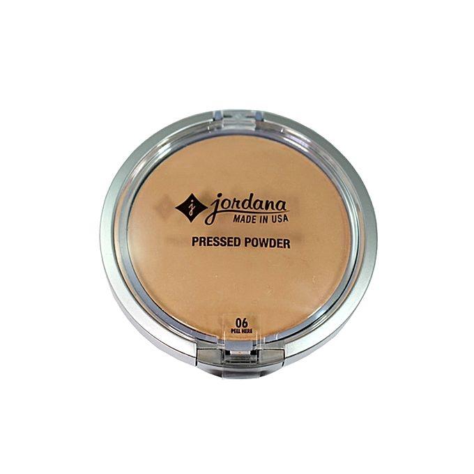 Jordana Pressed Powder - 06 Honey-0