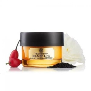 The Body Shop Oils Of Life Intensely Revitalising Gel Cream-5840
