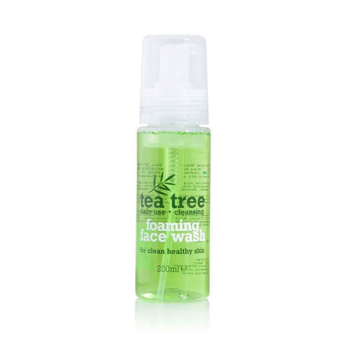 Xpel Tea Tree Foaming Face Wash-0