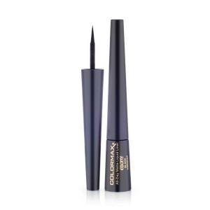 Colormax Ebony Waterproof All Day Matte Liquid Liner - Black-0
