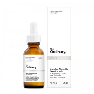 The Ordinary Ascorbyl Glucoside Solution 12% Brighting Serum -0