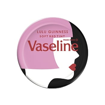 Vaseline Lulu Guinness - Soft Red Tint