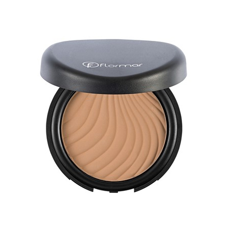 Flormar Compact Powder - 089 Medium Cream-0