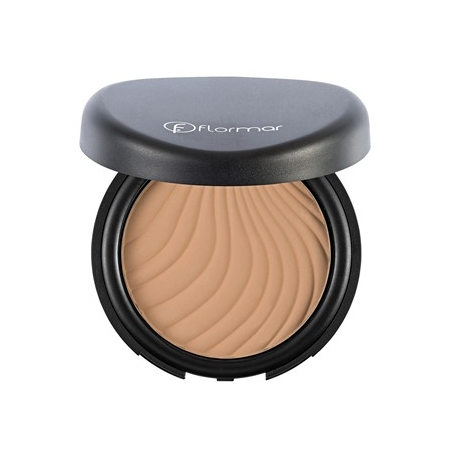 Flormar Compact Powder - 092 Medium Soft Peach-0