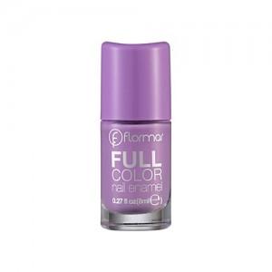 Flormar Full Color Nail Enamel - FC38 Lilac Blossom-0
