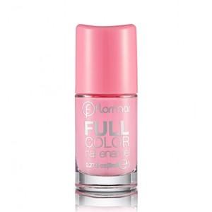 Flormar Full Color Nail Enamel - FC03 Bubble Gum-0
