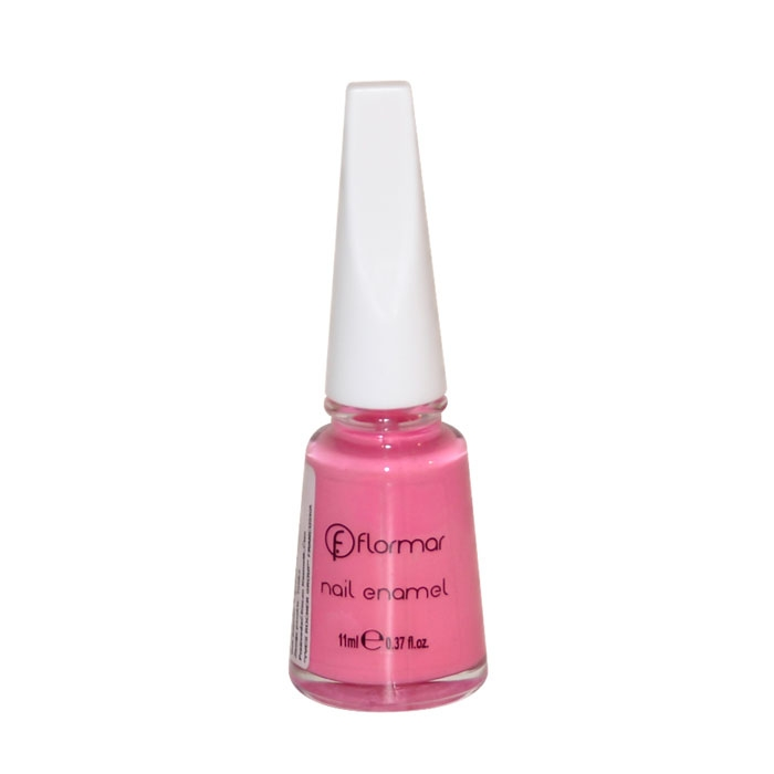 Flormar Nail Enamel – 381 Velvety Pink