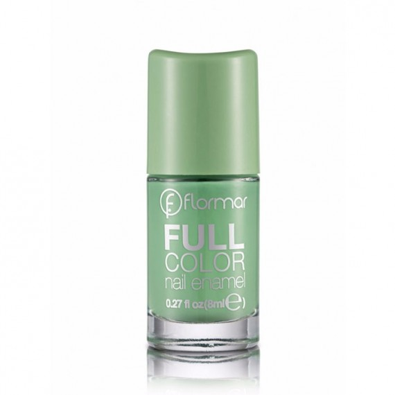 Flormar Full Color Nail Enamel - FC24 Fresh Start-0