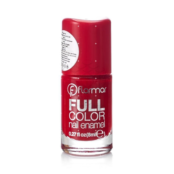 Flormar Full Color Nail Enamel - FC09 Neo Love Story-0
