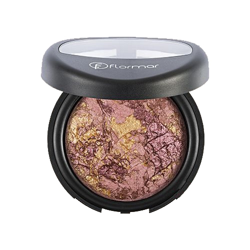 Flormar Baked Blush On 45 Touch Of Rose -0