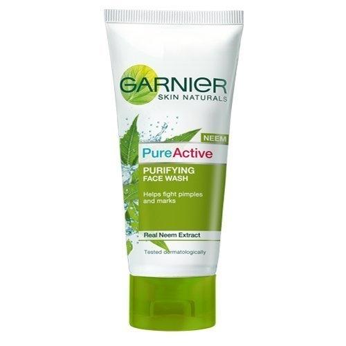 Garnier Skin Naturals PureActive Neem Face Wash-0
