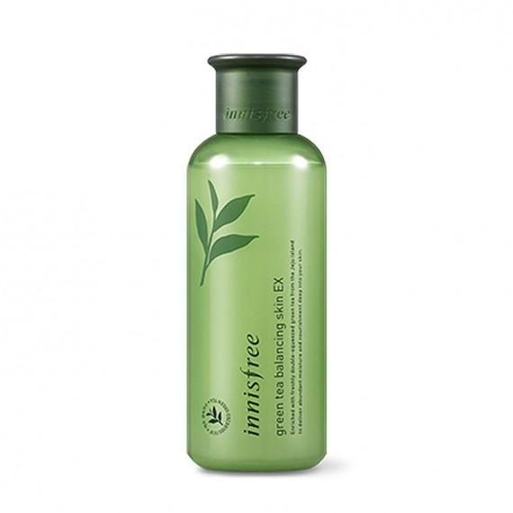 Innisfree Green Tea Balancing Skin Ex-0