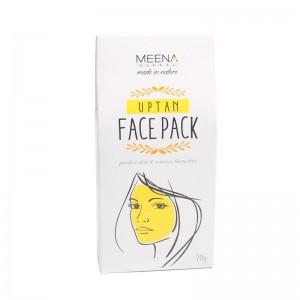 Meena Herbal Uptan Face Pack -0