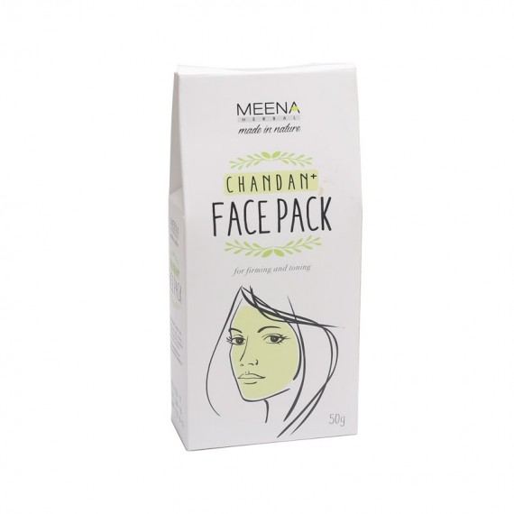 Meena Herbal Chandan Plus Face Pack-0