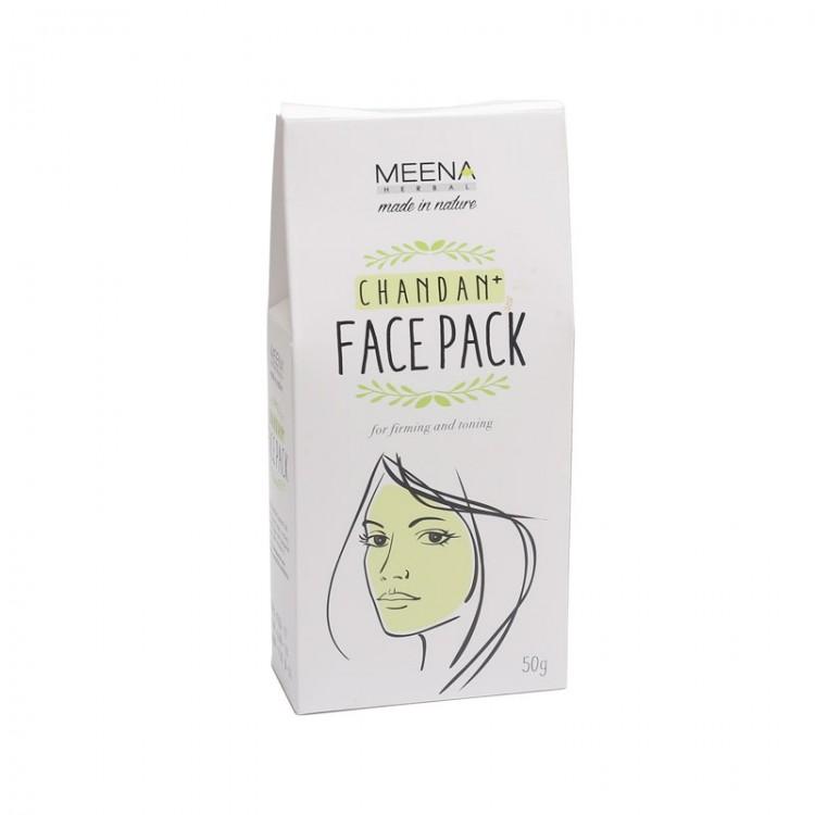 Meena Herbal Chandan Plus Face Pack-0