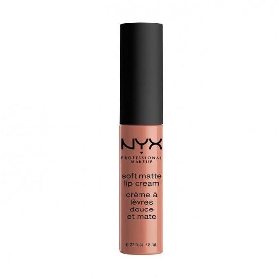 NYX Soft Matte Lip Cream - Abu Dhabi-0