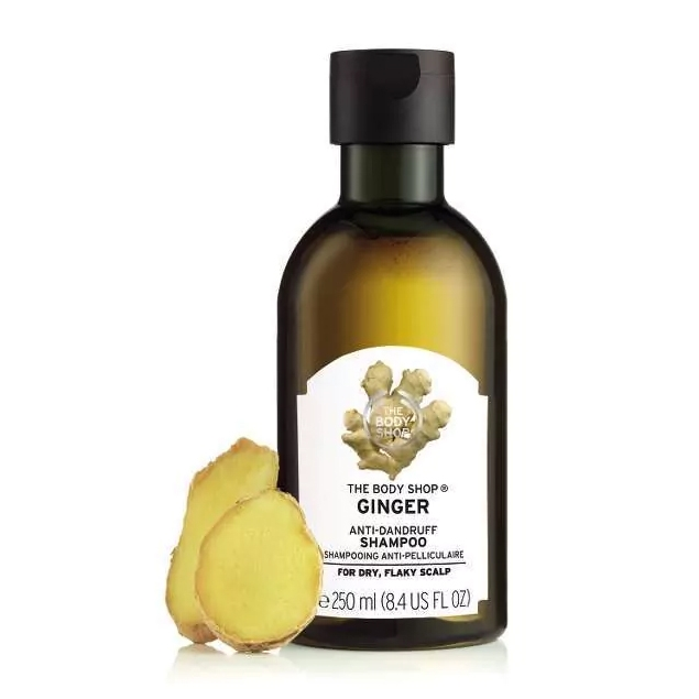 The Body Shop Ginger Anti Dandruff Shampoo-6396