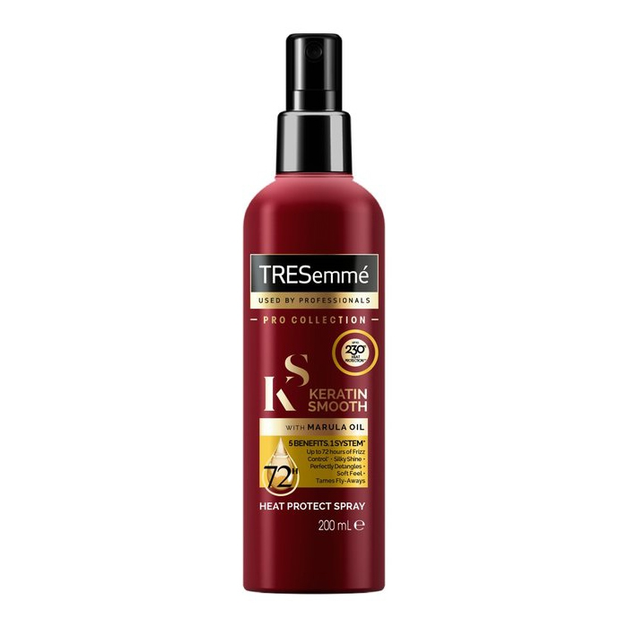 TRESemmé Keratin Smooth Heat Protection Shine Spray-0