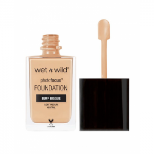 wet n wild Photo Focus Foundation - Buff Bisque-6449