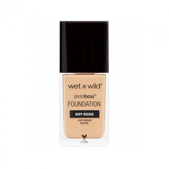 wet n wild Photo Focus Foundation - Buff Bisque-0