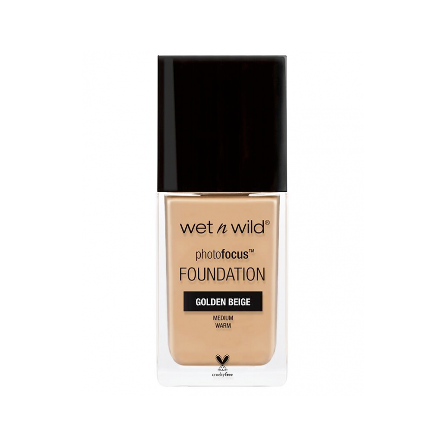 wet n wild Photo Focus Foundation - Golden Beige-0