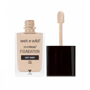 wet n wild Photo Focus Foundation - Soft Ivory-6451