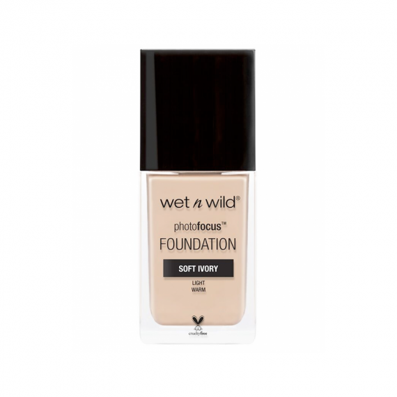 wet n wild Photo Focus Foundation - Soft Ivory-0