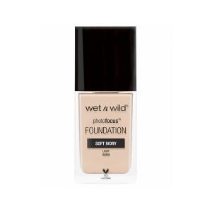 wet n wild Photo Focus Foundation - Soft Ivory-0