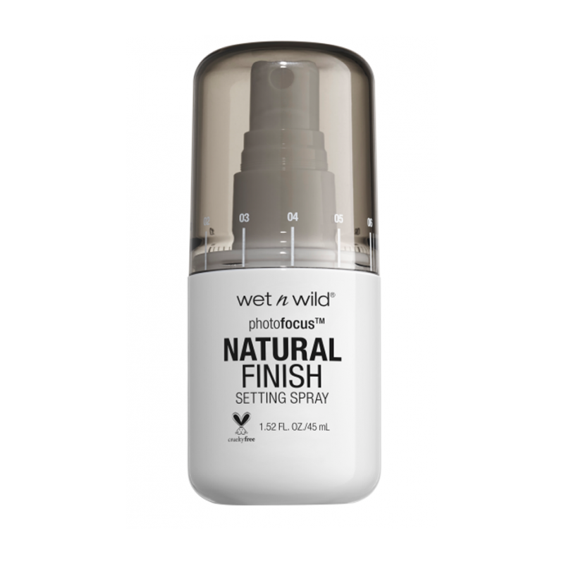 wet n wild Photo Focus Natural Finish Setting Spray - Seal The Deal-0
