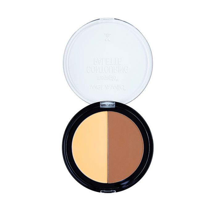 wet n wild MegaGlo Contouring Palette-Caramel Toffee-6474
