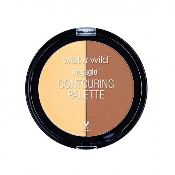 wet n wild MegaGlo Contouring Palette-Caramel Toffee-0