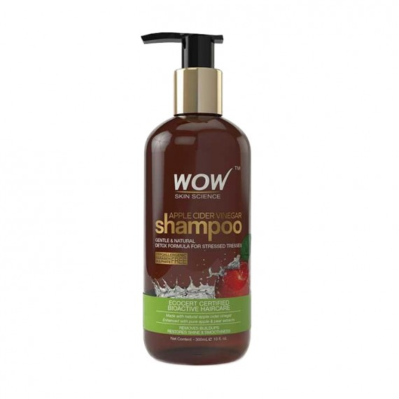 WOW Skin Science Apple Cider Vinegar Shampoo-0