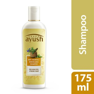 Lever Ayush Shampoo Anti Hair Fall Bhringraj -0